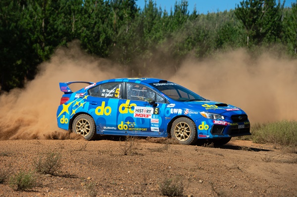 Molly Taylor and co-driver Malcolm Read in their turbocharged All-Wheel Drive Production Rally Car (PRC) class Subaru WRX STi achieved a hard fought third* place in the 2018 Make Smoking History Forest Rally in Western Australia.