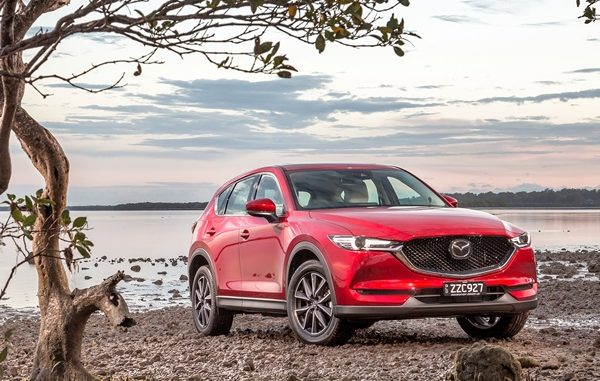 2018 Mazda CX5 Upgrade