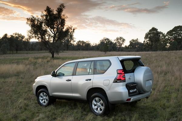 Toyota Prado GX 4WD