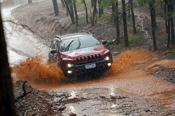 OzR Jeep Cherokee Trailhawk