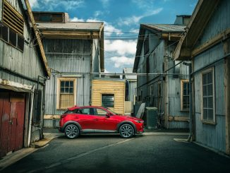 MAZDA CX-3 feature image