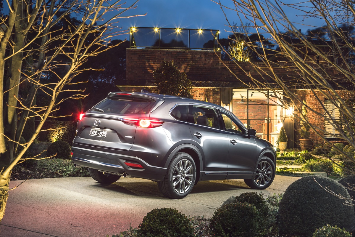 2019 Mazda CX-9 Update Launch Review - OzRoamer