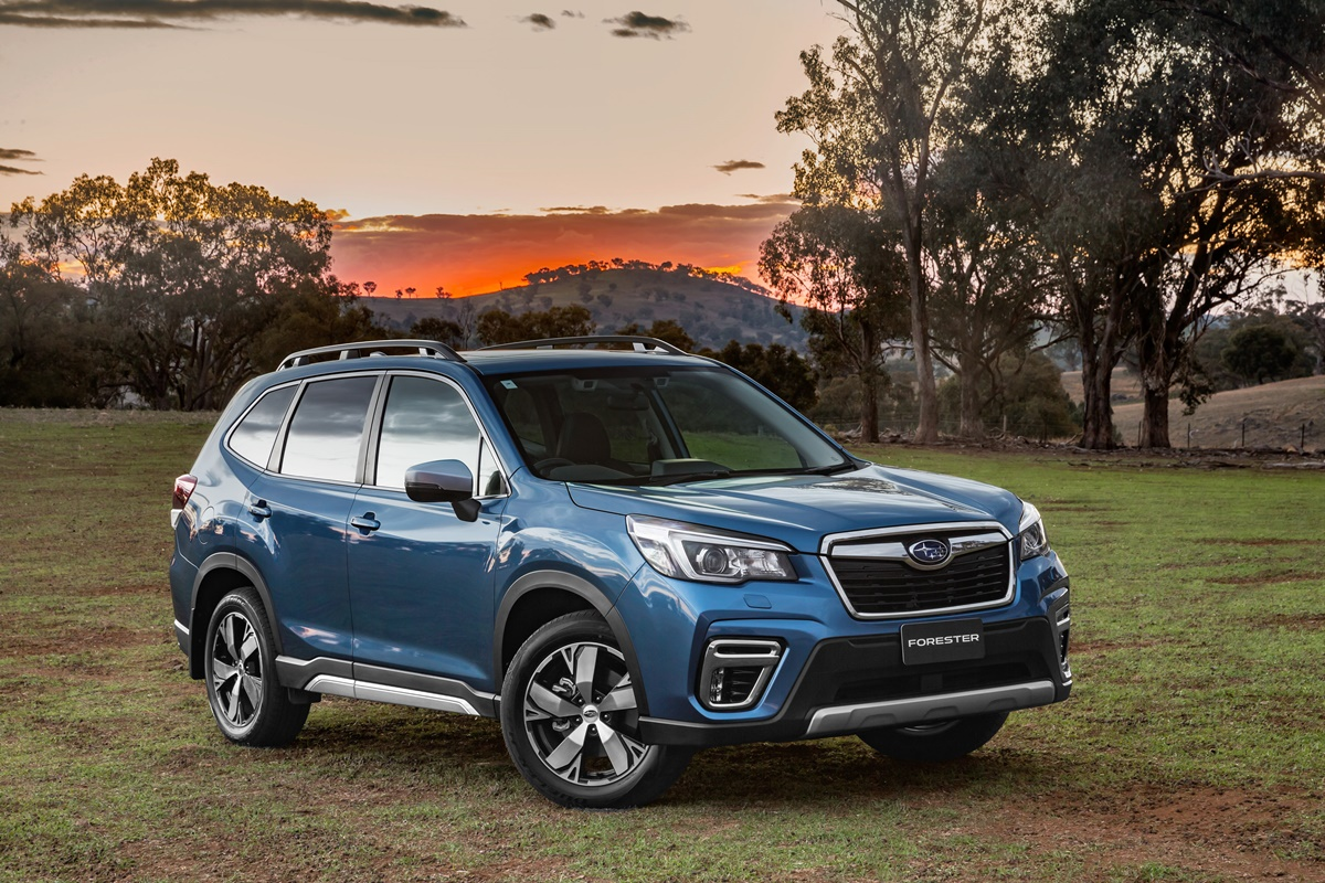 2019 Subaru Forester Review - OzRoamer