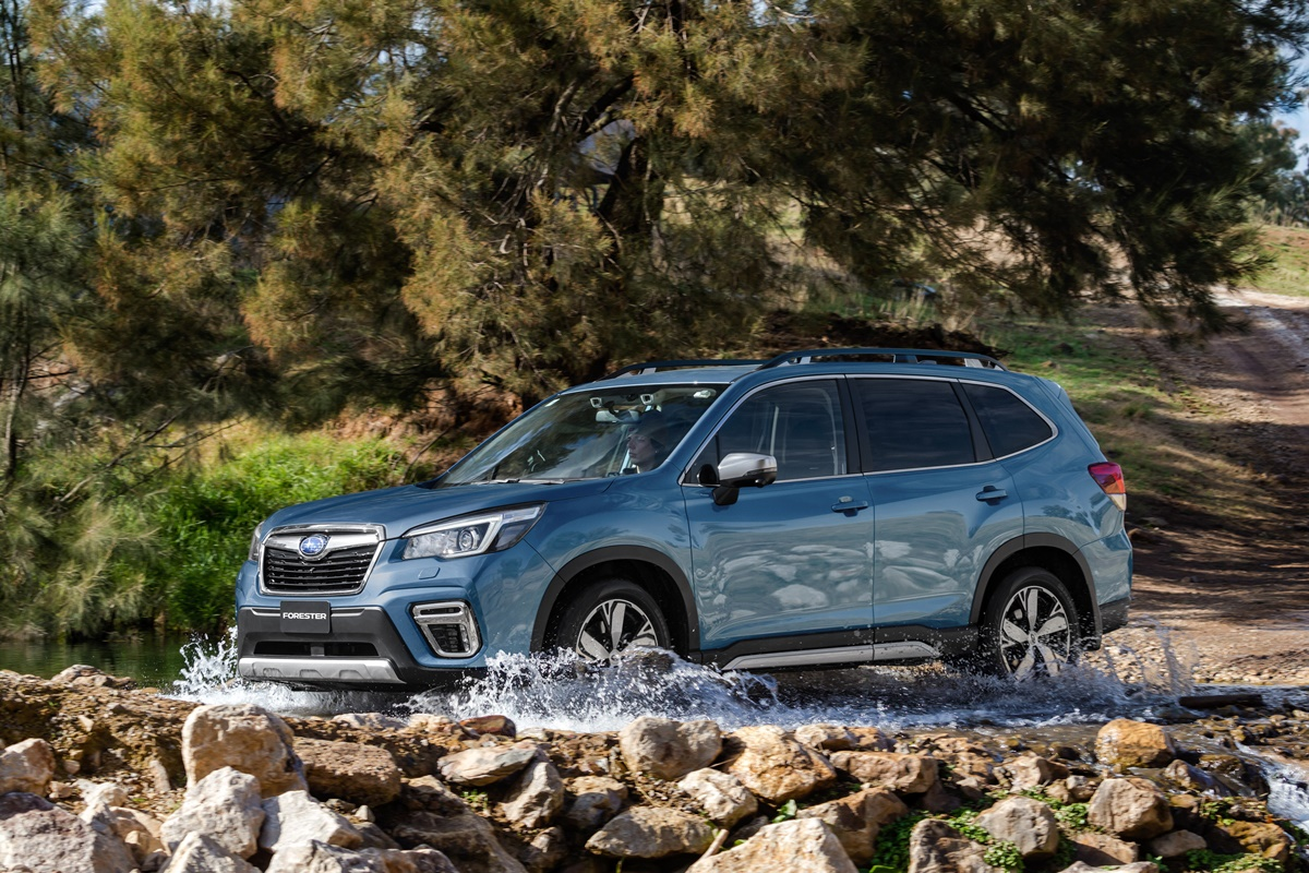 MY19 Subaru Forester 2.5i-S AWD