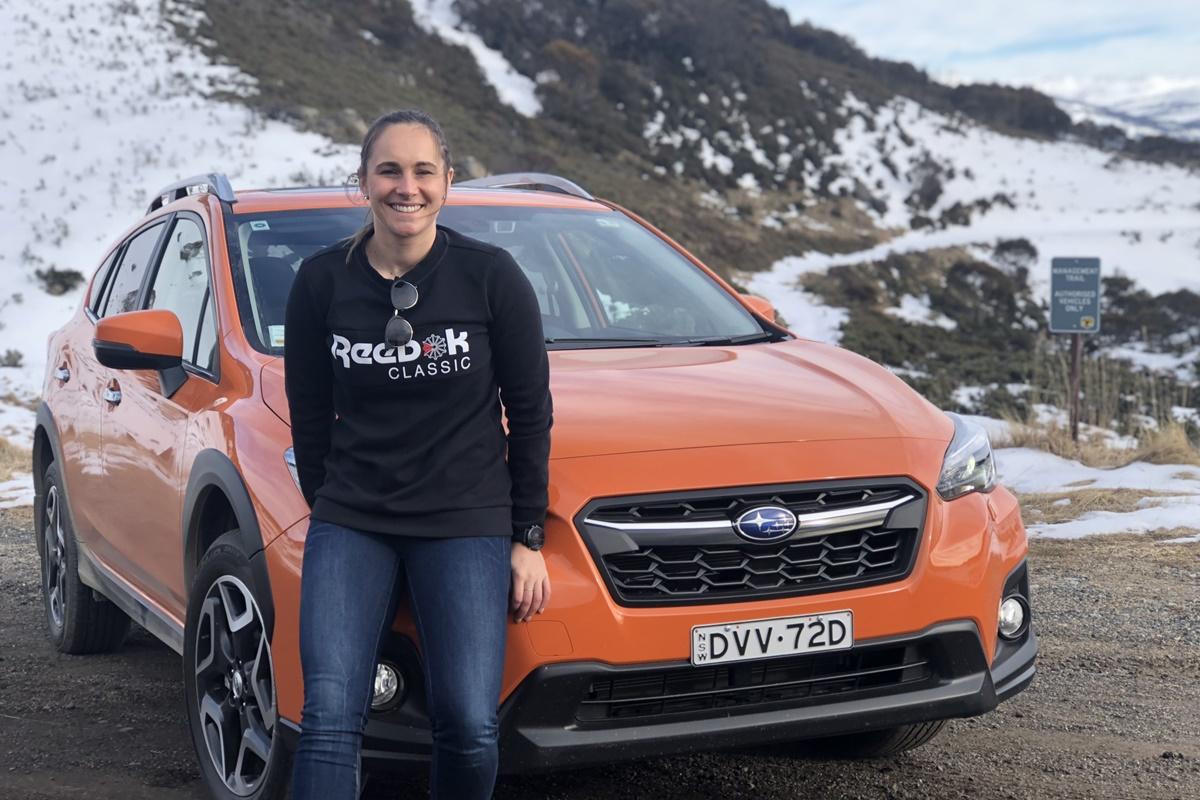 Subaru Perisher Valley Molly Taylor