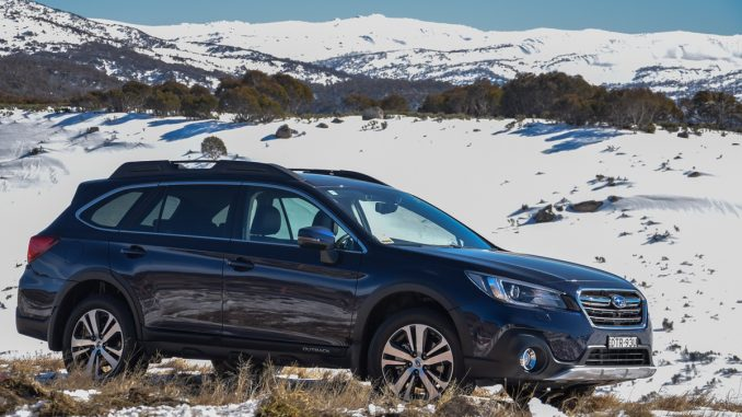 Subaru Perisher Valley Outback 1