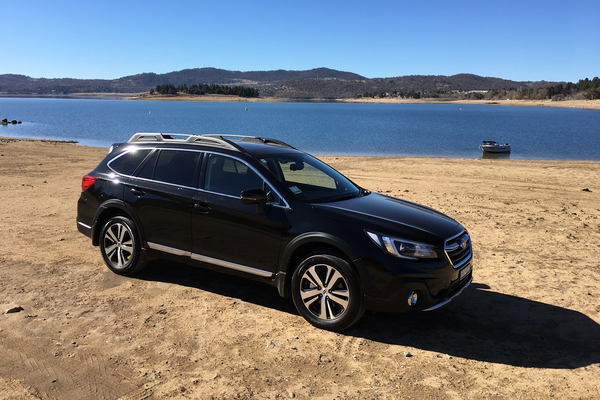 Subaru Perisher Valley Outback pt 2 2