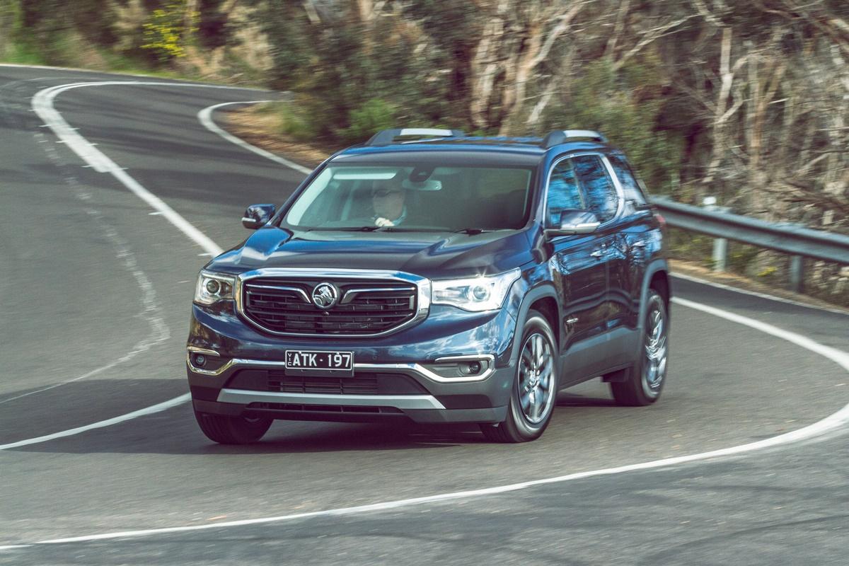2019 Holden Acadia Suv Radio Segment Ozroamer