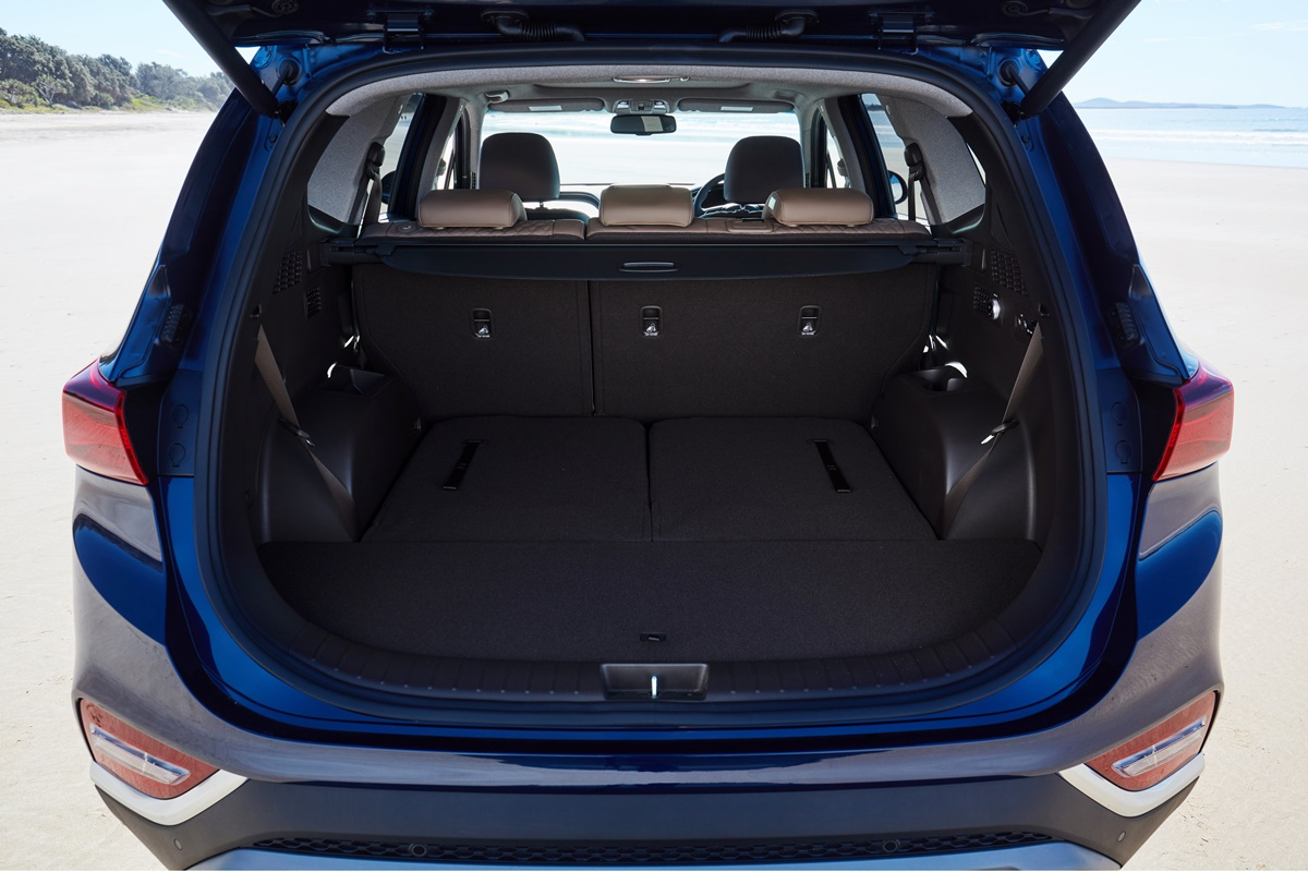 2019 Hyundai Santa Fe Highlander 2 2L CRDi Review - OzRoamer