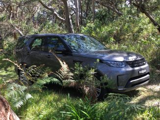 2018 Land Rover Discovery SD4 HSE 1