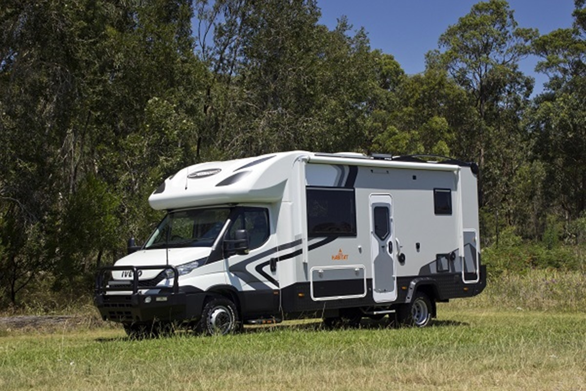 Magnificent Iveco Daily As A Motorhome Base Ozroamer Download Free Architecture Designs Scobabritishbridgeorg