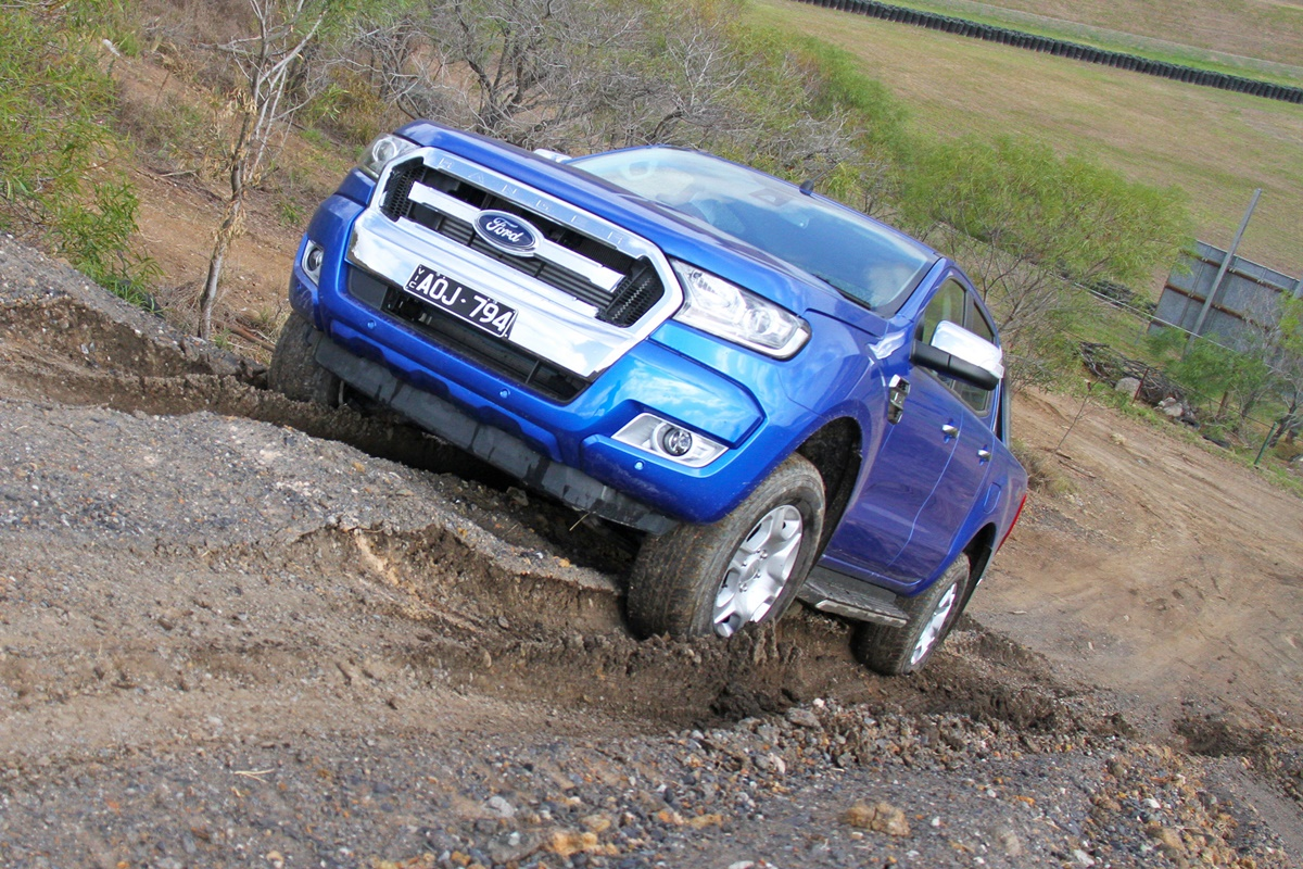 Driving Solutions Launches new 4WD Driver Training Course at Sydney Motorsport Park's purpose built 4WD Driver Training Park.