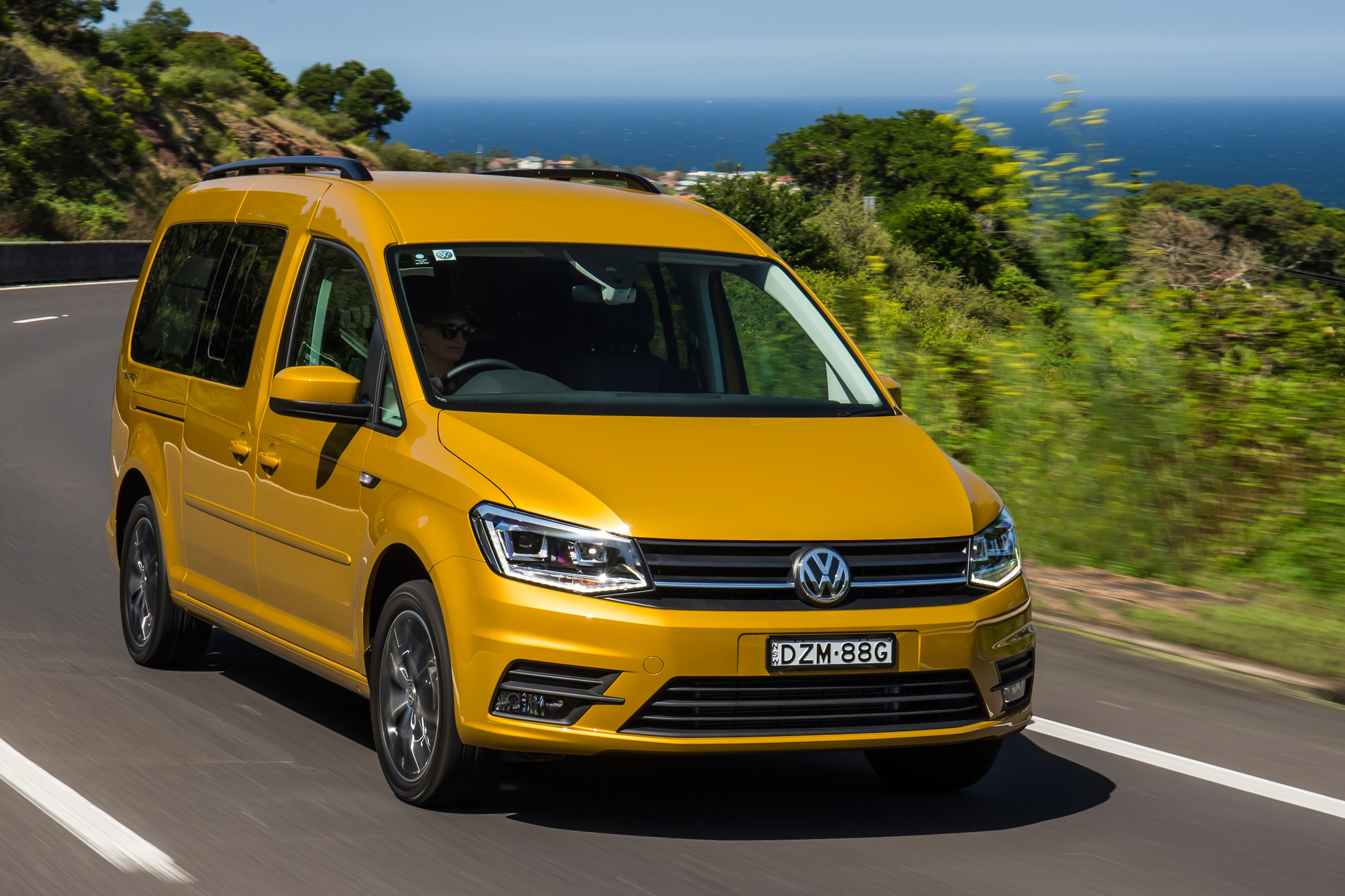 Vw Launches Caddy Beach Campervan Ozroamer