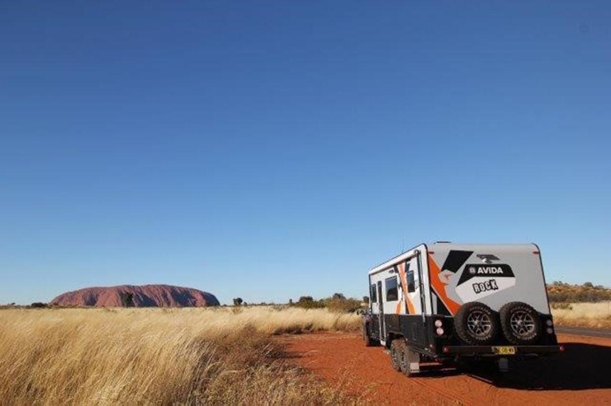 Avida Rock Caravan