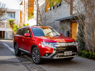 2019 MiTsubishi Outlander Exceed 12 front