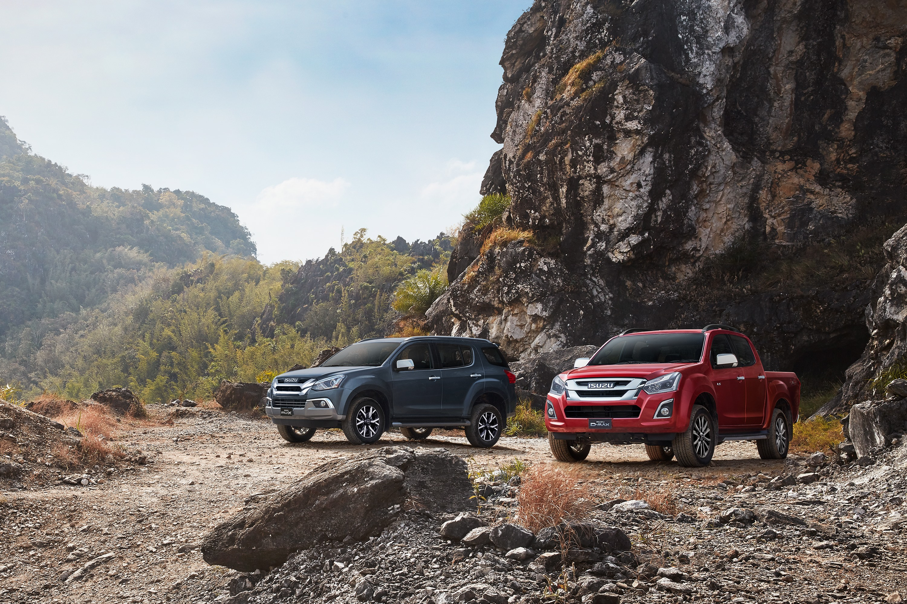 2019 Isuzu D-Max and MU-X Update