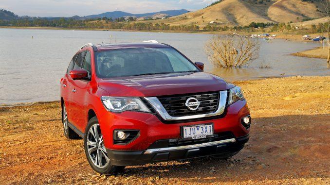 Nissan Pathfinder TI