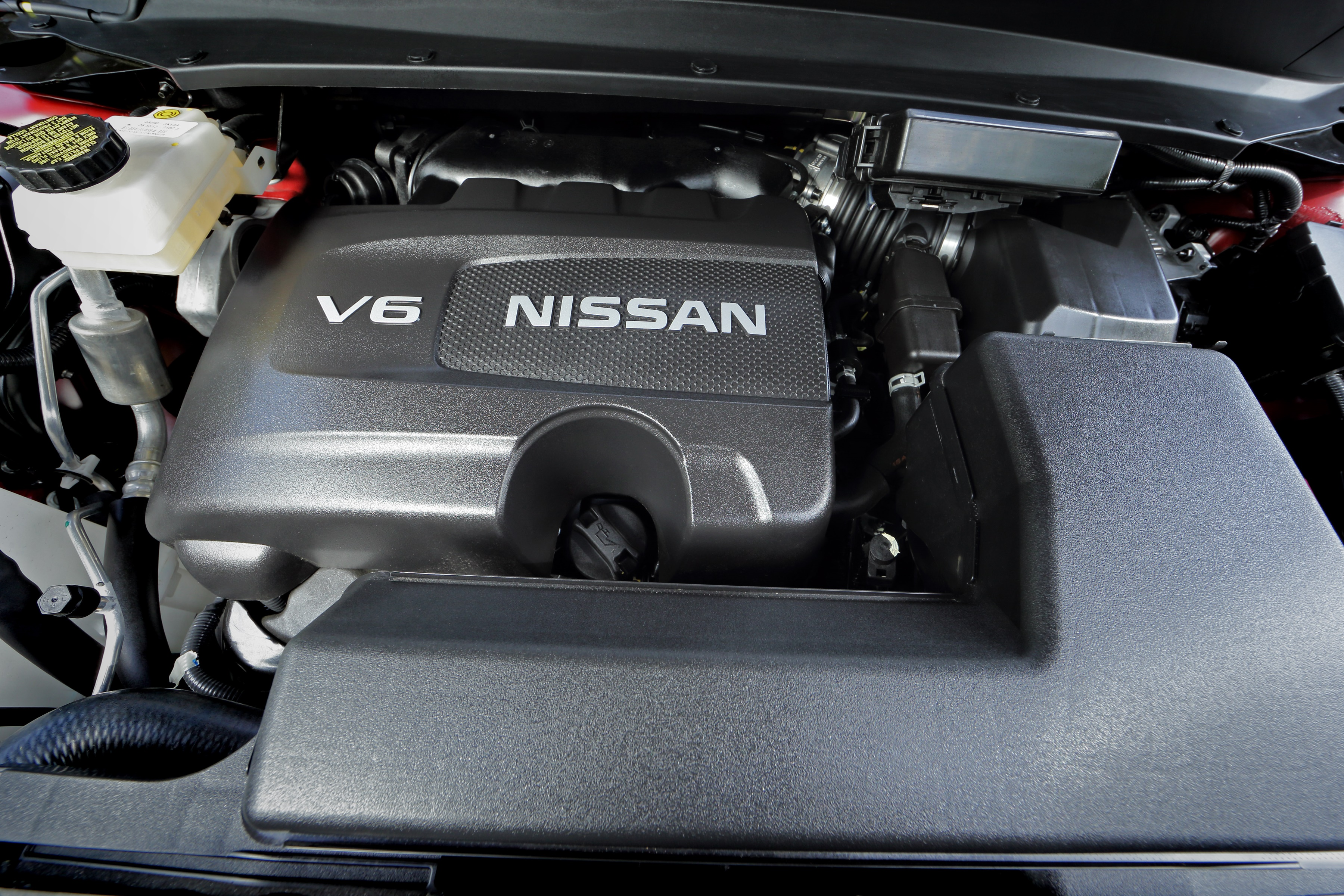 Nissan Pathfinder TI ENGINE