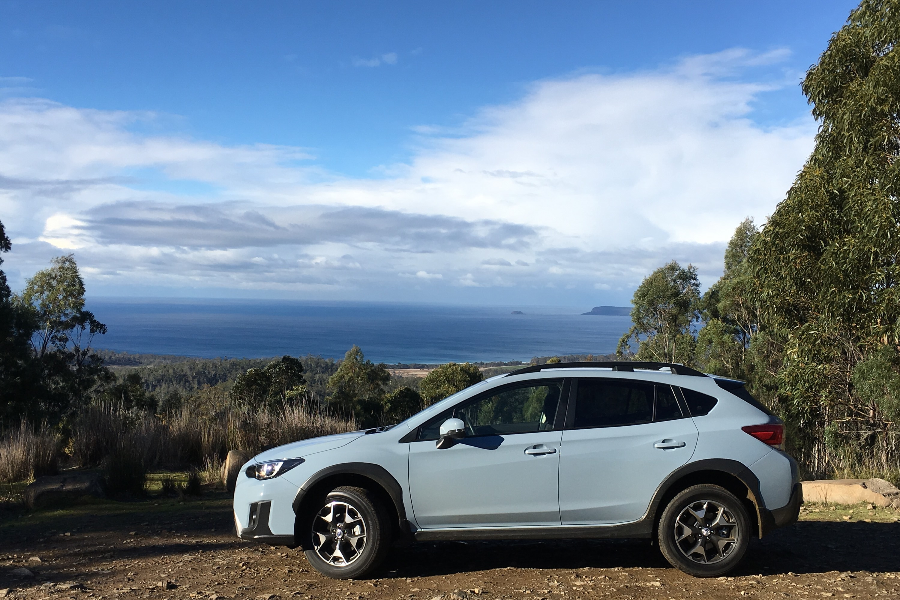 2019 Subaru Tasmania drive coastal views 2