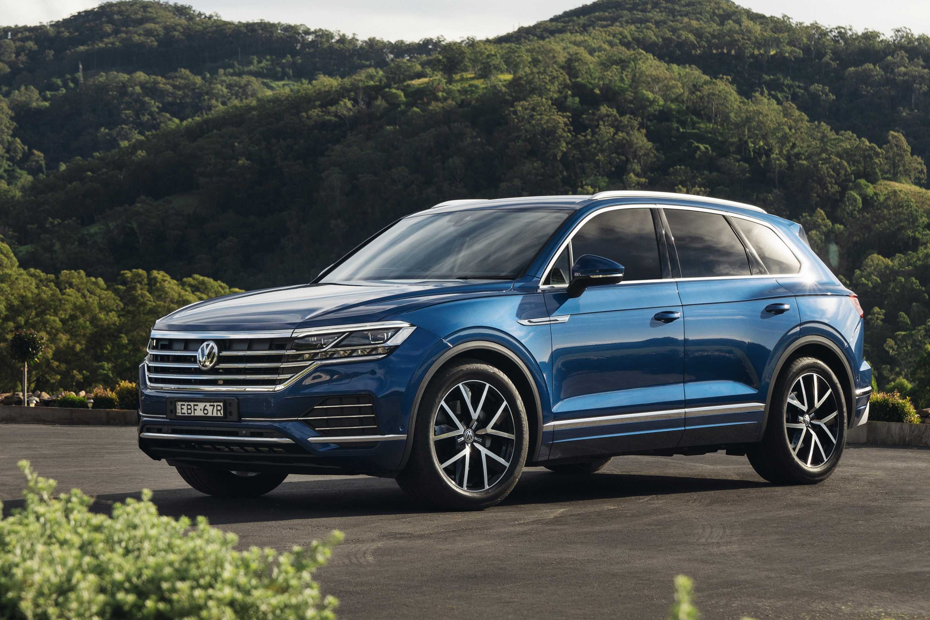 2019 VW Touareg Launch Edition 20 fit for purpose