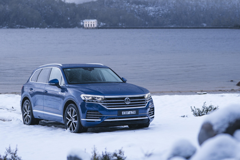2019 VW Touareg Snow image 1