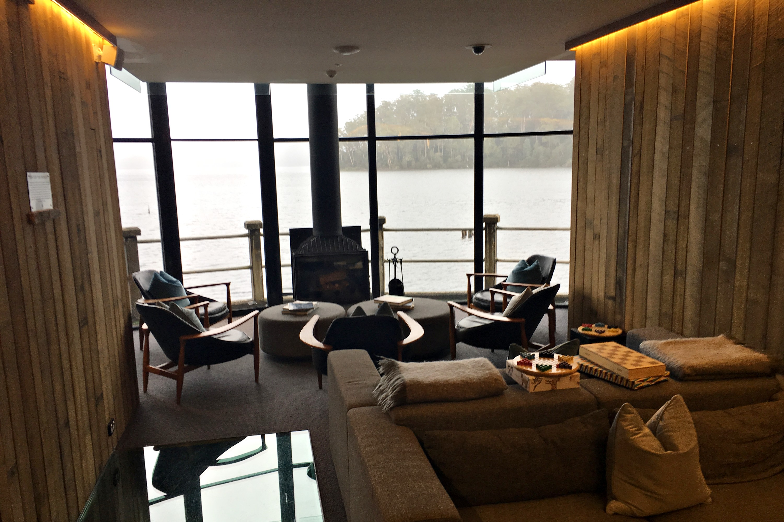 Pumphouse Point lounge 1