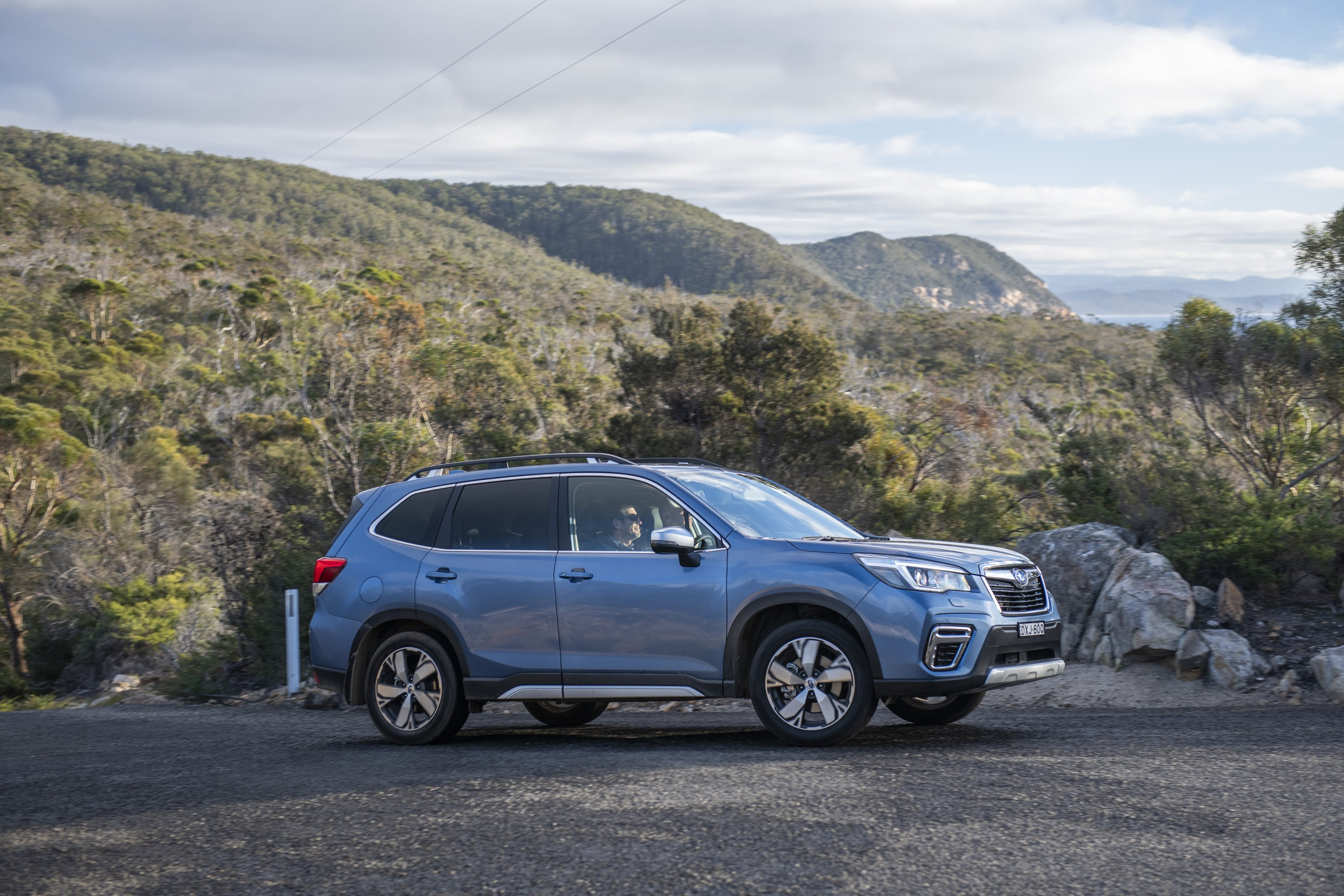 2019 Subaru Tasmania SUV Experience, June 19-21. Featuring Subaru Forester, Outback and  XV vehicles. (Photo Narrative Post/Matthias Engesser)