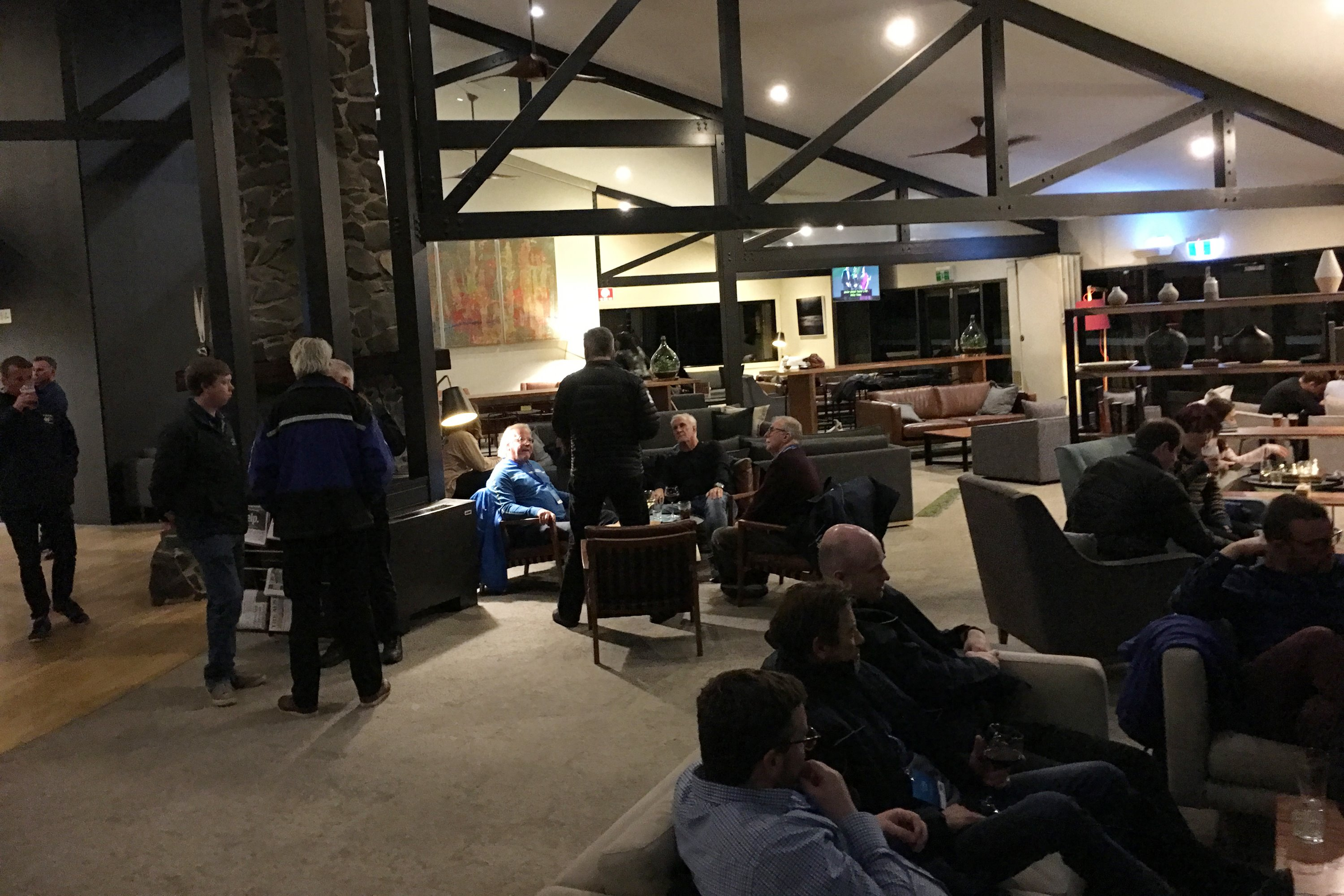2019 Subaru Tasmania drive freycinet Lodge dinner - Copy
