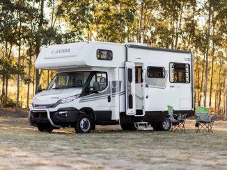 2019 Avida Ceduna Motorhome C7194 ourside front