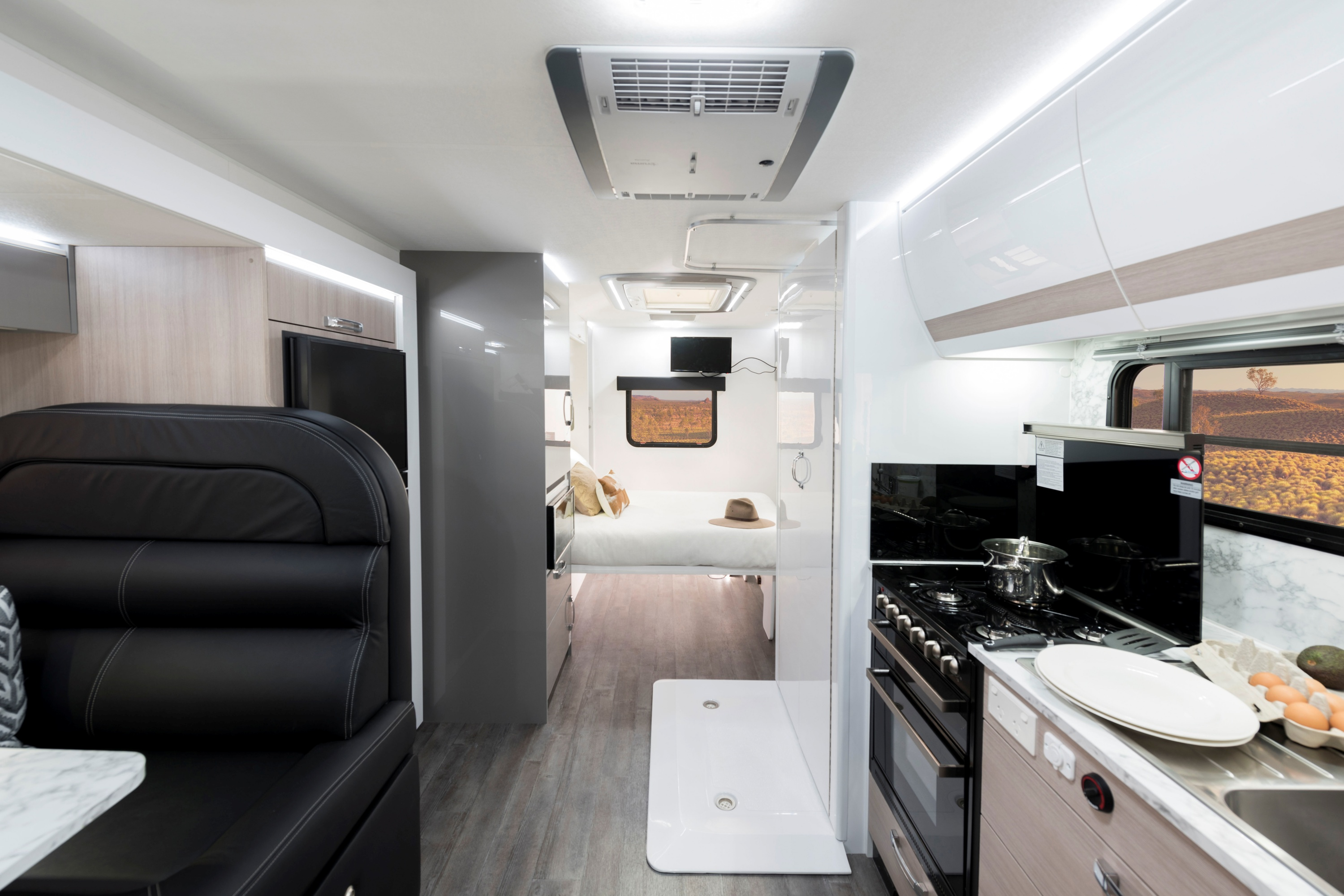 2019 Esperance WheelChair friendly galley