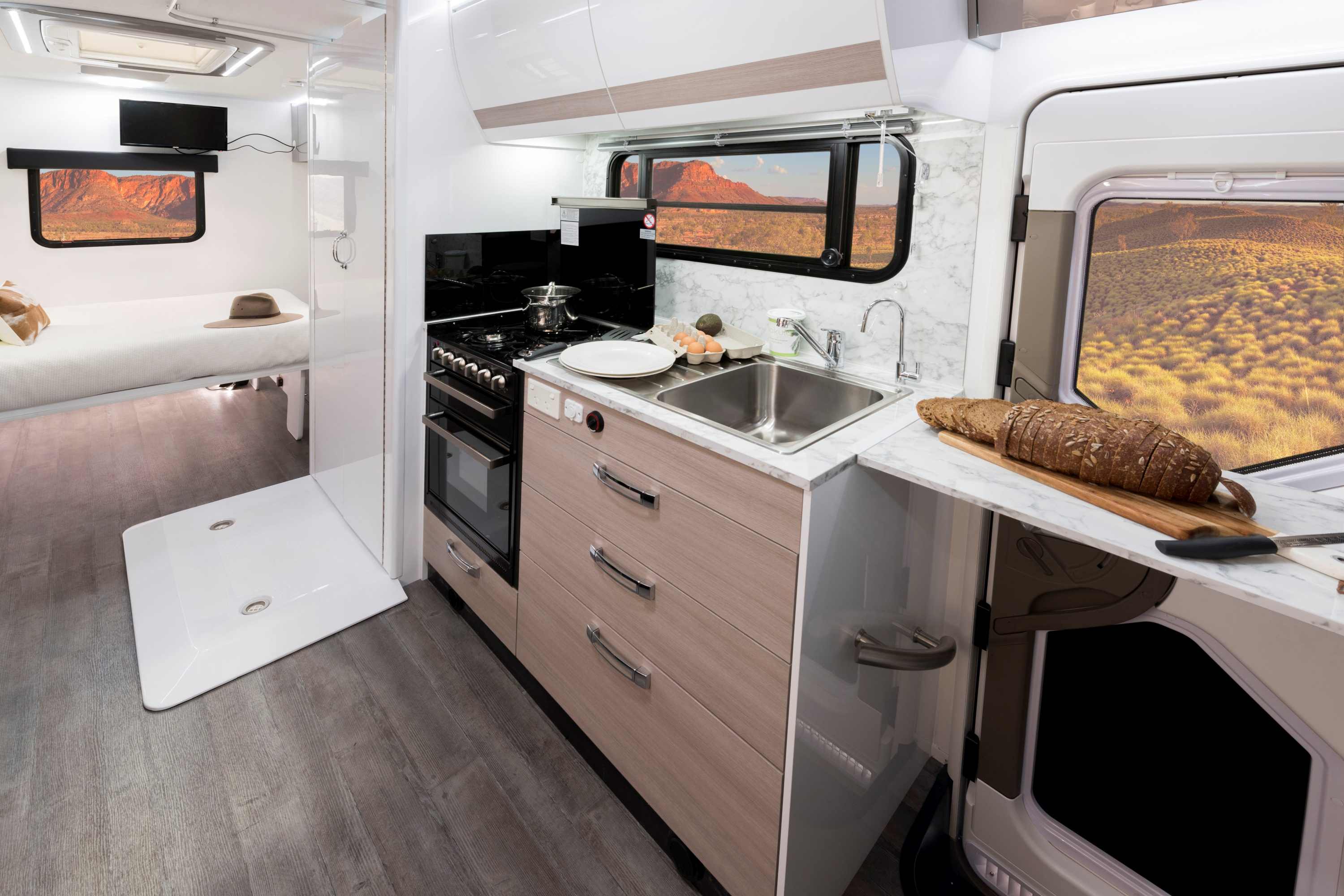 2019 Esperance WheelChair friendly kitchen