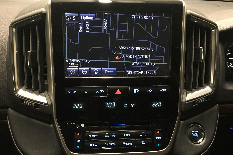 2019 Toyota LandCruiser 200 VX