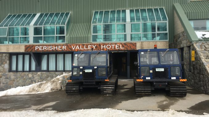 Perisher Trip Perisher Valley Hotel