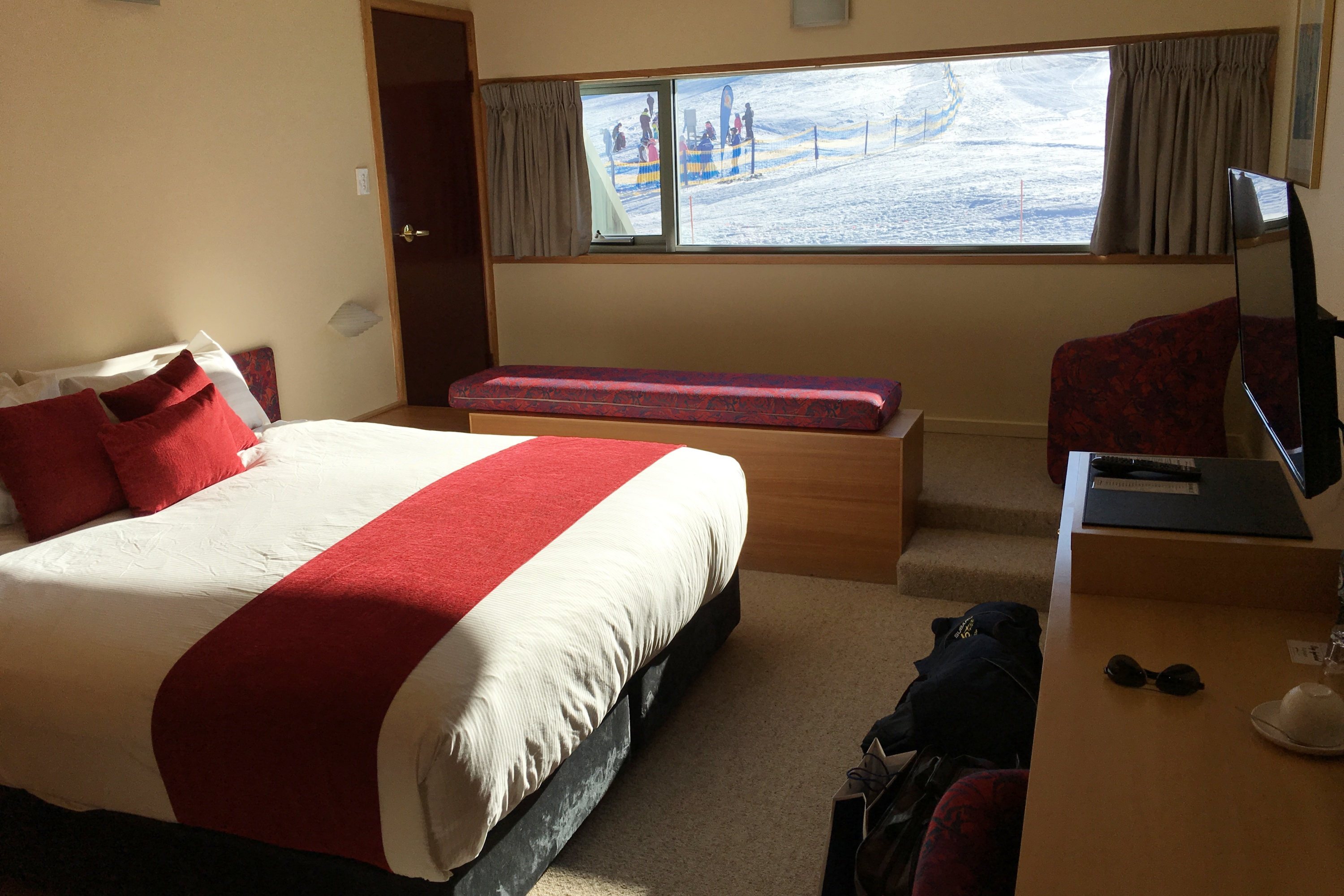 Perisher Trip resort room
