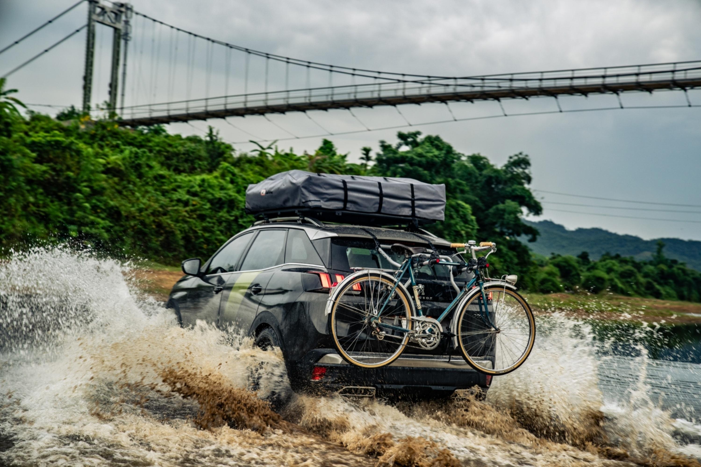 Peugeot 308 GT Ho Chi Min Trail 1