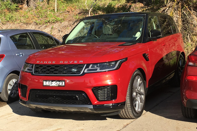 2019 Range Rover PHEV 13 rear