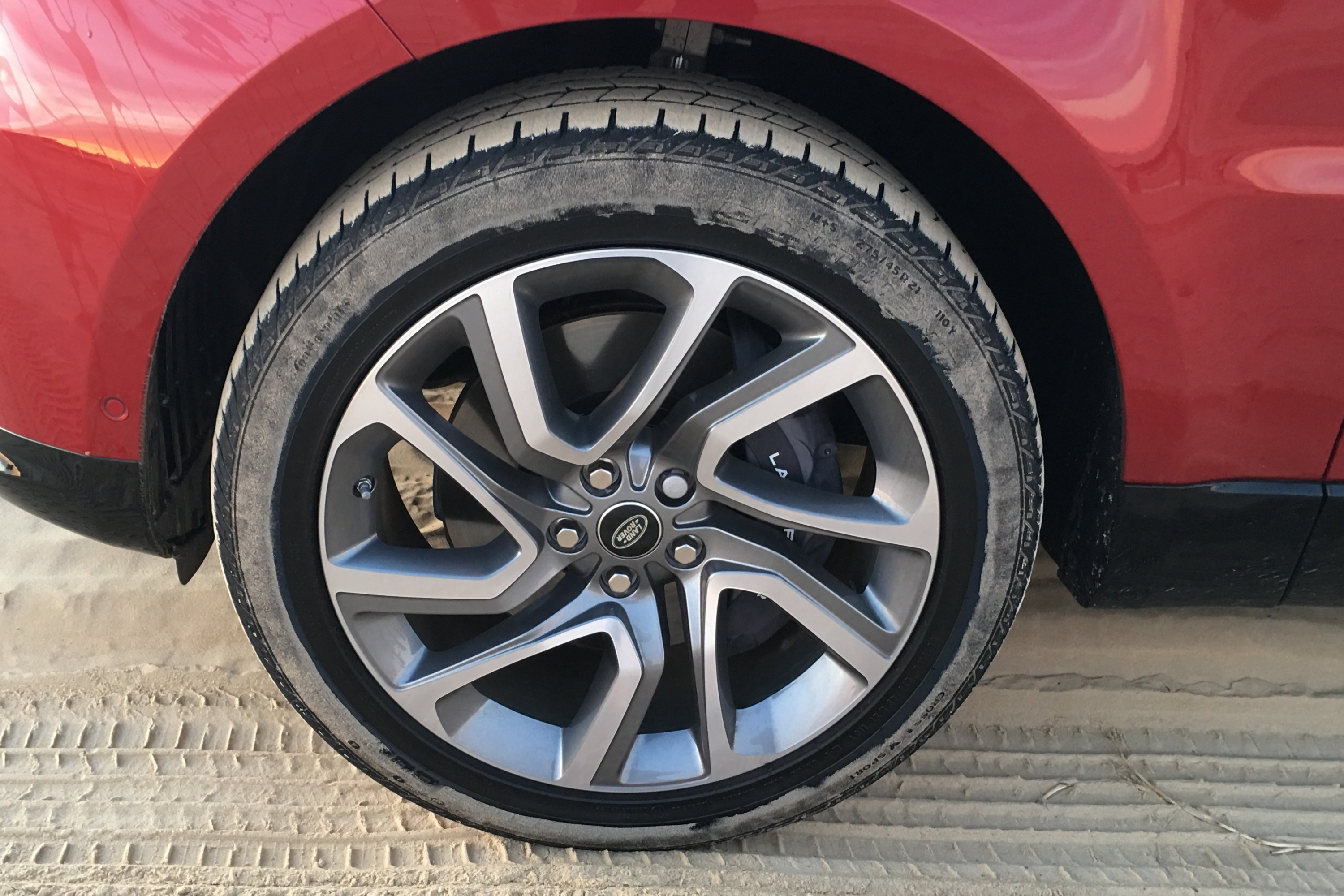 2019 Range Rover PHEV 19 Alloy wheels