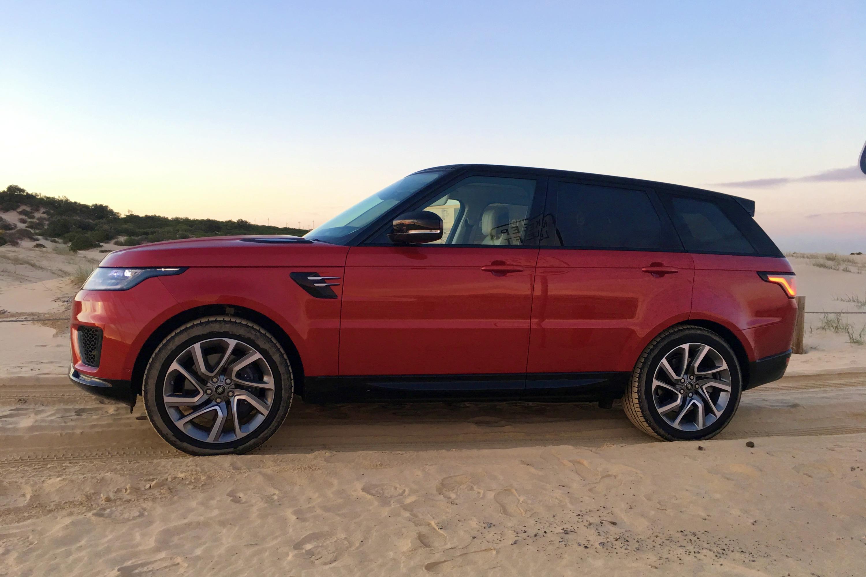 2019 Range Rover PHEV 20 profile