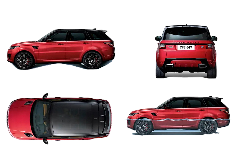 2019 Range Rover PHEV 23 Dimensions