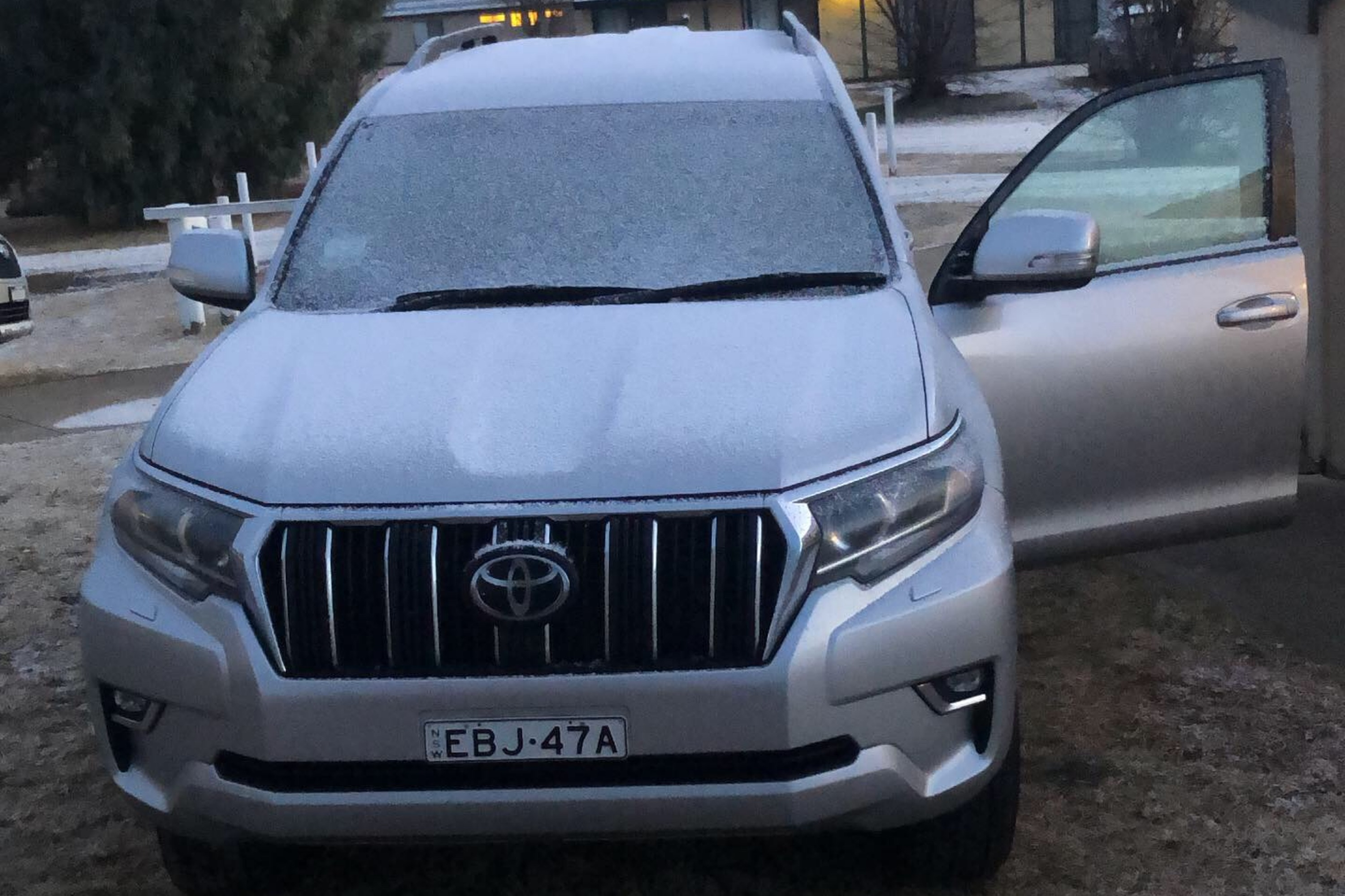 2019-Toyota-Prado-GXL-1 Snow 1 degree