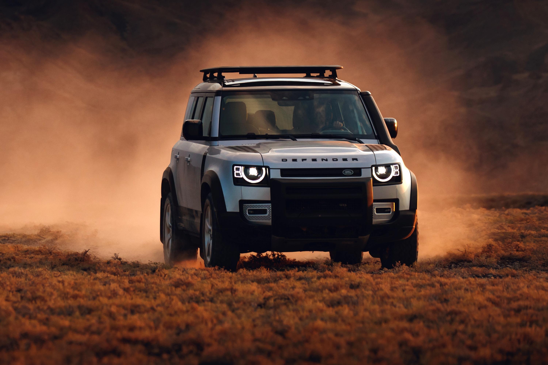 2020 Land Rover Defender 1
