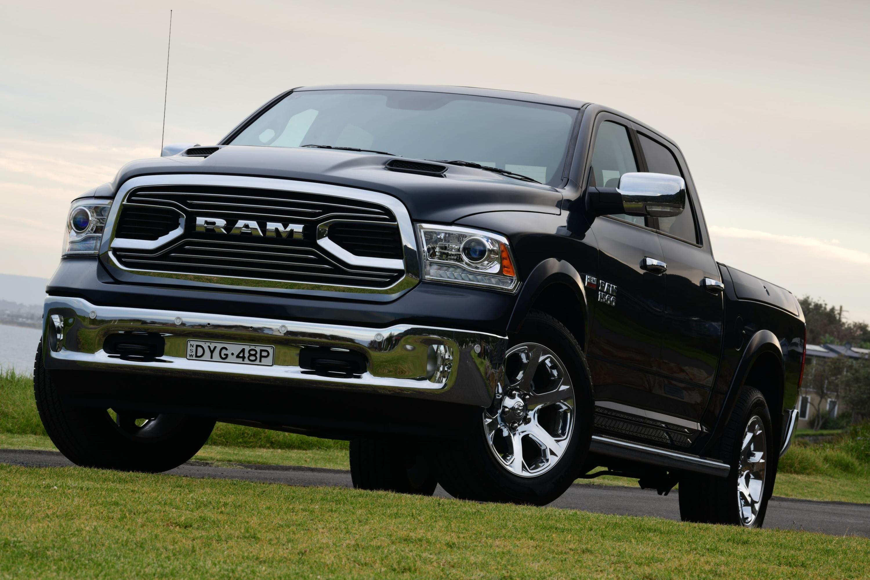 2019 RAM 1500 Laramie 1