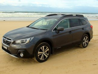 2019 Subaru Outback 2.5i anna bay beach