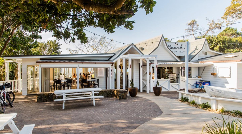 Beach Byron Bay Cafe