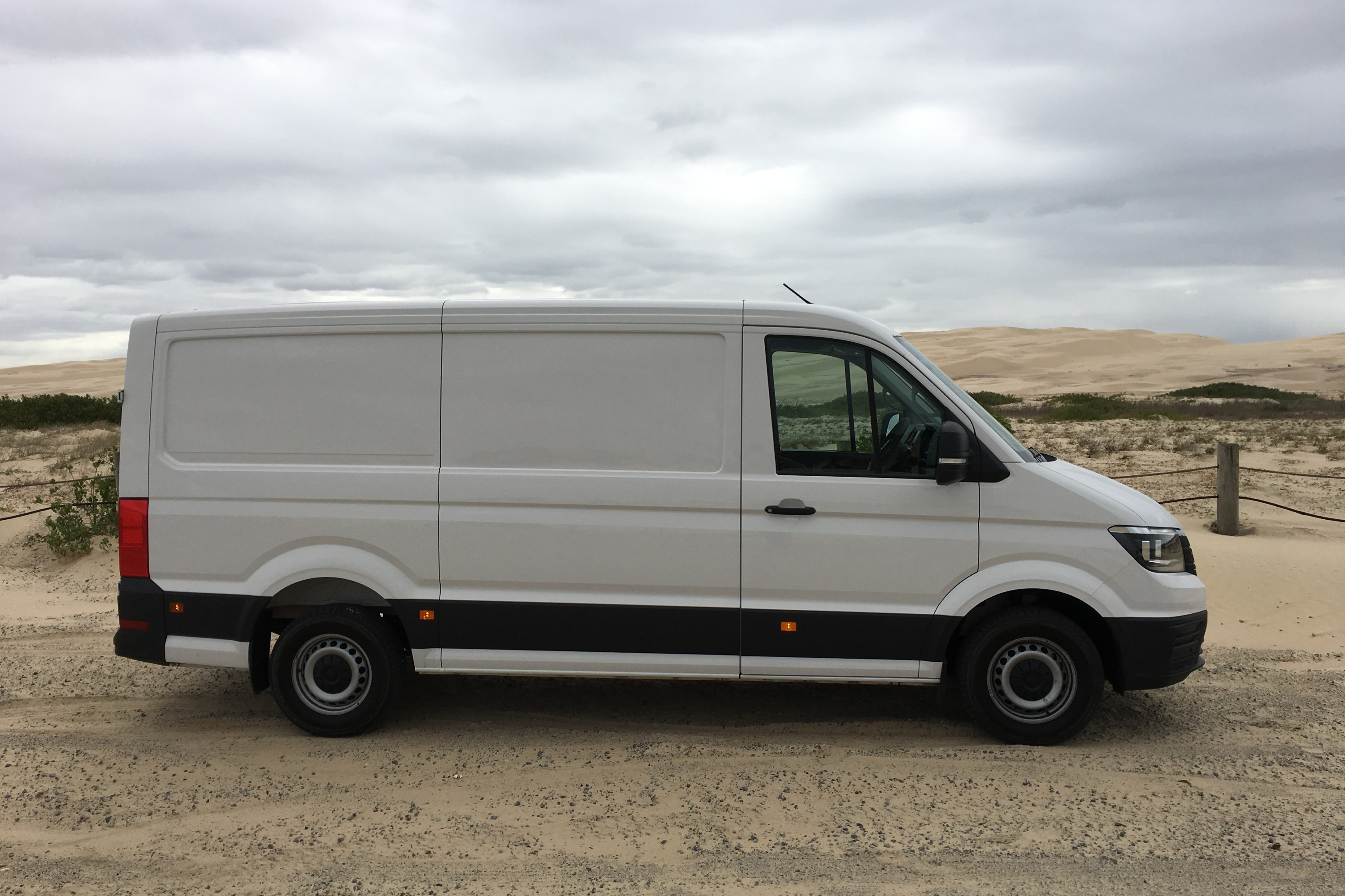 2019 VW Crafter 4MOTION