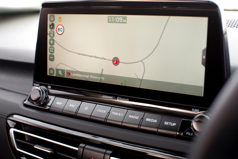 Kia Seltos GT-Line AWD 1.6T SatNav