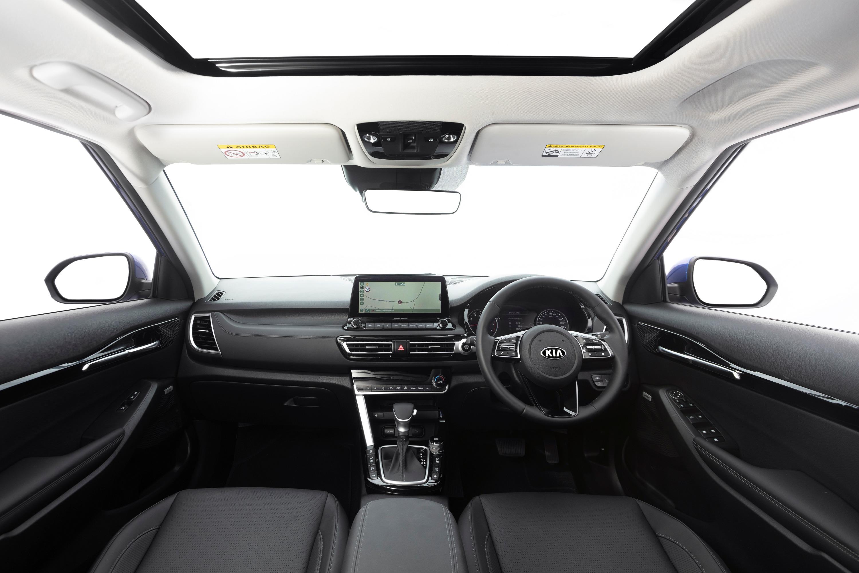 Kia Seltos GT-Line AWD 1.6T interior