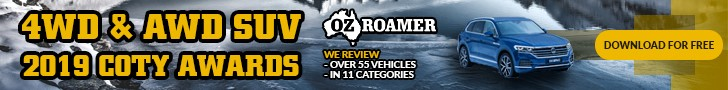 2019 OzRoamer COTY Awards