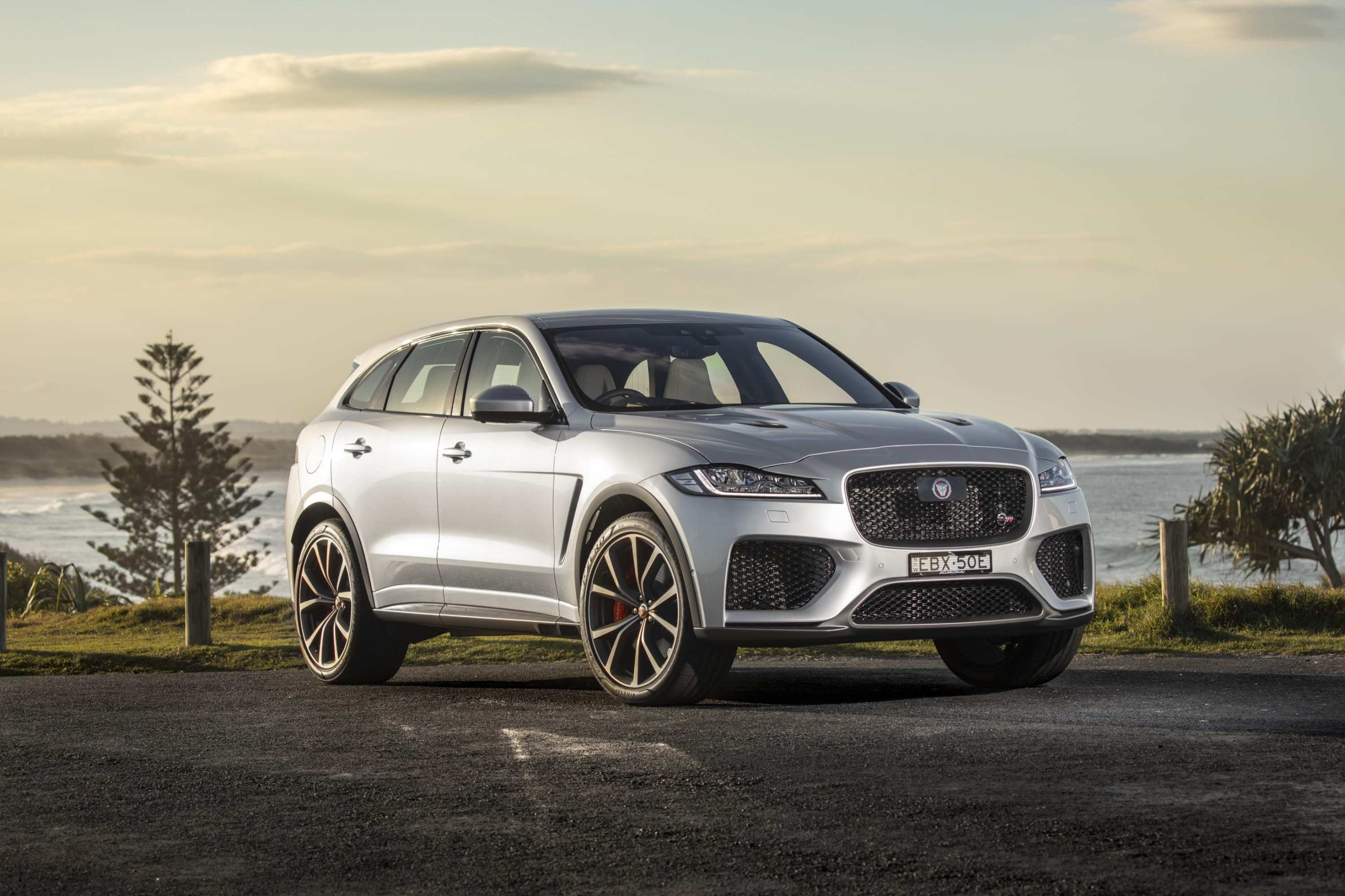 Jaguar F Pace Svr 2020 Review Ozroamer