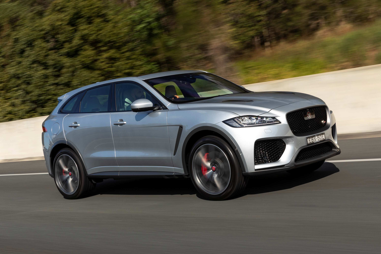 Jaguar F Pace Svr 2020 Review Ozroamer